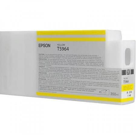 EPSON T596400 UltraChrome  Yellow HDR(350ml).