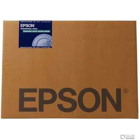 "EPSON S041599 Enhanced Matte Poster Board (30""x40"") 5 sayfa"
