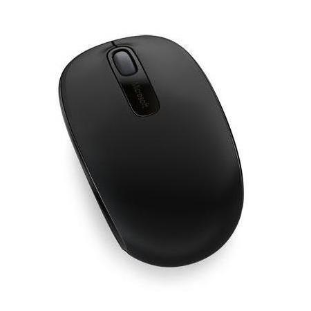 Microsoft Wireless Mbl Mouse 1850-Siyah
